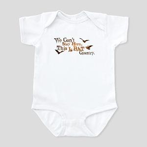 Bat Country Infant Bodysuit