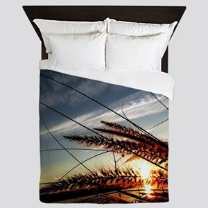 Wonderful Sunset Queen Duvet
