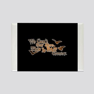 Bat Country Rectangle Magnet