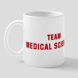 Team MEDICAL SCIENCES Mug