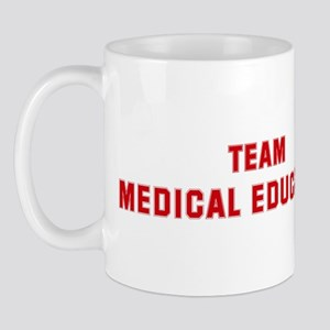 Team MEDICAL EDUCATION Mug