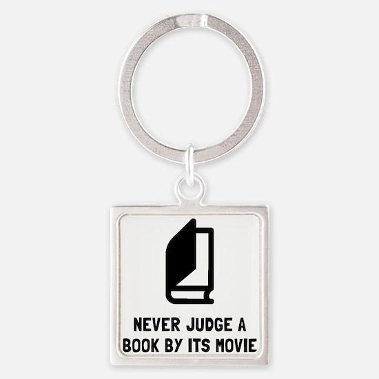 Judge Book Keychains
