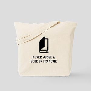 Judge Book Tote Bag