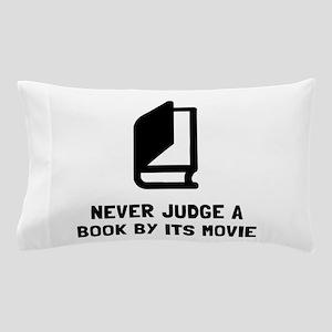 Judge Book Pillow Case