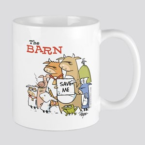 The Barn Comic Gifts Cafepress