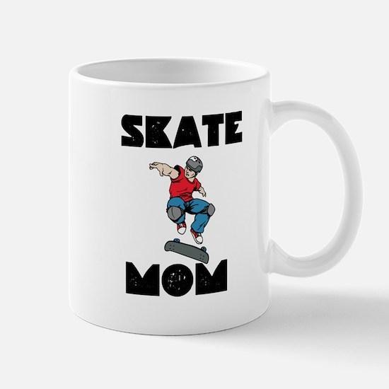 Skate Mom Mugs