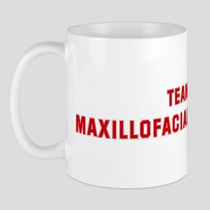 Team MAXILLOFACIAL SURGERY Mug
