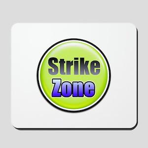 Strike Zone Mousepad
