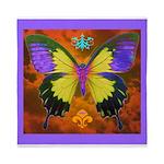 Psychedelic Butterfly Queen Duvet