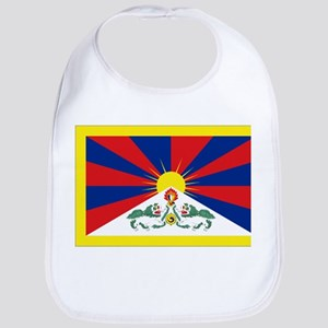 Tibet flag Bib