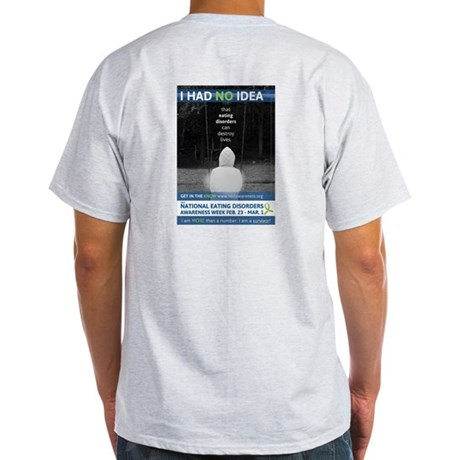 Neda 2014 Theme: I Had No Idea. Light T-Shirt