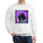 Giant Schnauzer Design Sweatshirt