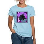 Giant Schnauzer Design Women's Light T-Shirt