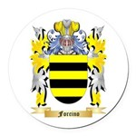 Forcino Round Car Magnet