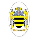 Forcino Sticker (Oval 50 pk)