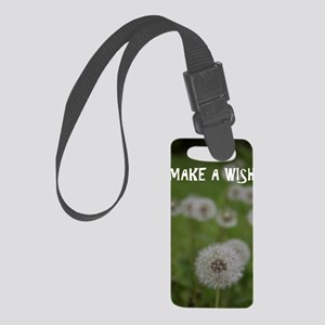 Make a Wish Small Luggage Tag