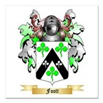 Foott Square Car Magnet 3