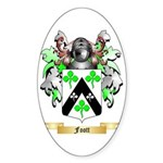 Foott Sticker (Oval 10 pk)