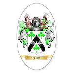 Foote Sticker (Oval 50 pk)