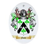 Foote Ornament (Oval)