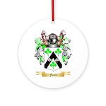 Foote Ornament (Round)