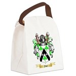 Foot Canvas Lunch Bag