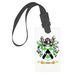 Foot Large Luggage Tag