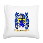 Foord Square Canvas Pillow