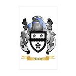 Fooley Sticker (Rectangle 50 pk)