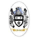 Fooley Sticker (Oval 10 pk)