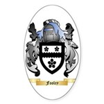Fooley Sticker (Oval 50 pk)