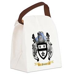 Fooley Canvas Lunch Bag