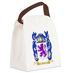 Fool Canvas Lunch Bag