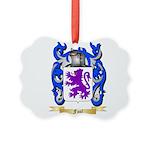 Fool Picture Ornament