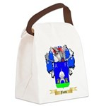 Fonts Canvas Lunch Bag
