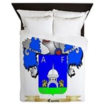 Fonts Queen Duvet