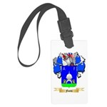 Fonts Large Luggage Tag