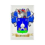 Fontin Rectangle Magnet (100 pack)