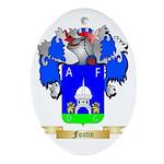 Fontin Ornament (Oval)
