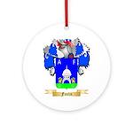Fontin Ornament (Round)