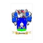Fontelles Sticker (Rectangle 50 pk)