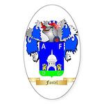 Fontel Sticker (Oval)