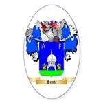 Fonte Sticker (Oval 10 pk)