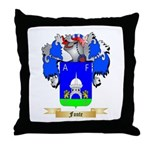 Fonte Throw Pillow