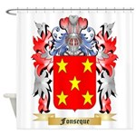 Fonseque Shower Curtain