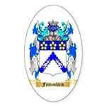Fomushkin Sticker (Oval 50 pk)