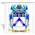 Fomushkin Shower Curtain