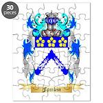 Fomkin Puzzle