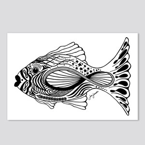 Infinifish Postcards (Package of 8)