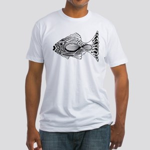 Infinifish Fitted T-Shirt